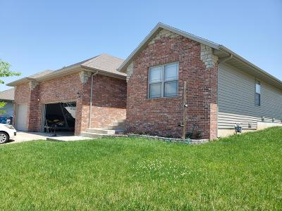 Nixa Single Family Home For Sale: 1652 North Pigeon Road