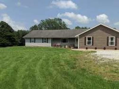 Bolivar Single Family Home For Sale: 1310 East 466 Road