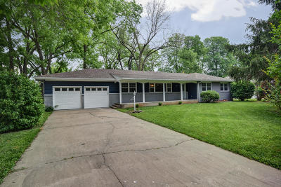 Springfield Single Family Home For Sale: 2261 East Washita Street