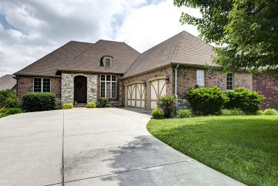 Nixa Single Family Home For Sale: 829 East Donegal Circle