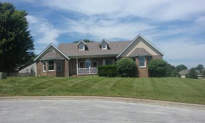 Rogersville Single Family Home For Sale: 313 Raven Circle