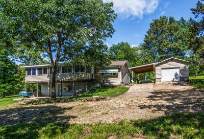 Protem Single Family Home For Sale: 500 Pinder Road