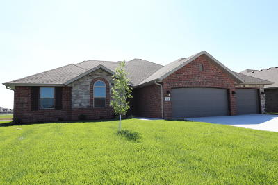 Nixa Single Family Home For Sale: 624 Eagle Park Drive #Lot 5
