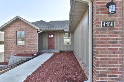 Springfield Single Family Home For Sale: 4456 West Washita Street