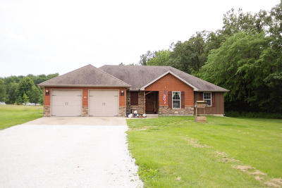 Bolivar Single Family Home For Sale: 1586 East 430th Road