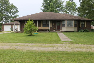Marshfield Single Family Home For Sale: 1260 Old Orchard Lane