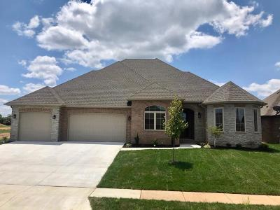 Nixa Single Family Home For Sale: 846 East Edenmore Circle