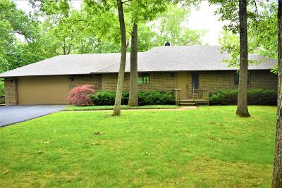 Shell Knob Single Family Home For Sale: 25075 Stallion Bluff Road