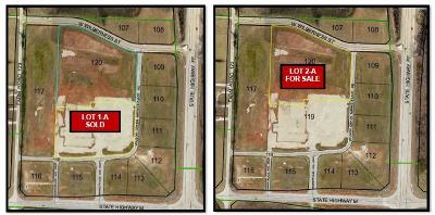 Battlefield Residential Lots & Land For Sale: 4015 South Wilson Creek Marketplace Road