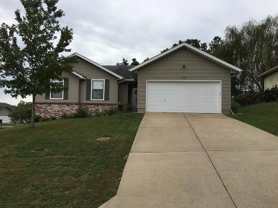 Hollister Single Family Home For Sale: 115 Rock Hollow Court
