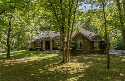 Nixa Single Family Home For Sale: 2504 West Fox Fire Court