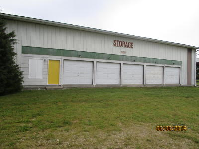 Stockton Commercial For Sale: 16165 South 39 Highway