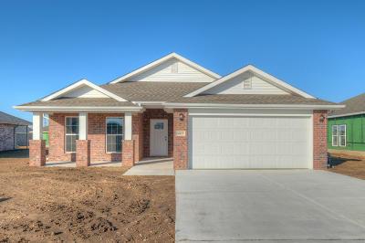 Joplin Single Family Home For Sale: 4617 West 27th Street