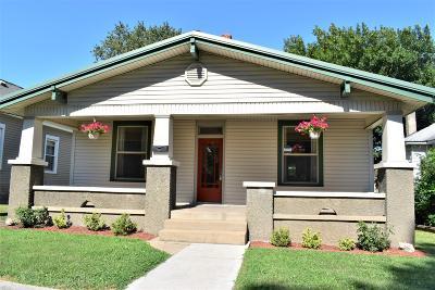 Monett Single Family Home For Sale: 307 3rd Street