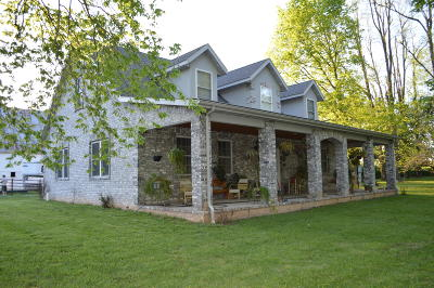 Springfield Single Family Home For Sale: 4697 North Farm Rd 141