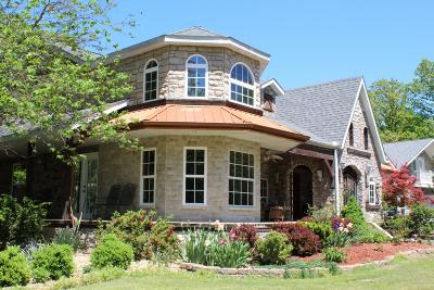 Protem Single Family Home For Sale: 3607 Lazy Acres Road