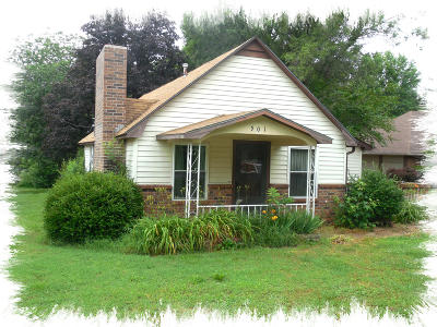 Bolivar Single Family Home For Sale: 901 North Oakland Avenue