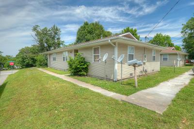 Joplin Multi Family Home For Sale: 125-131 South St. Louis Avenue