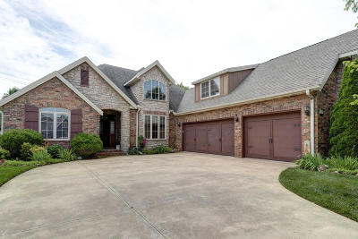 Nixa Single Family Home For Sale: 1409 North Wicklow Road