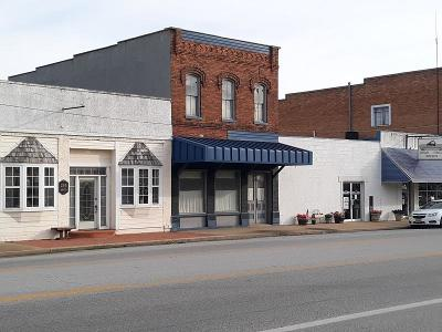 Christian County Commercial For Sale: 256 Northeast Highway 60