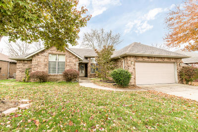 Springfield Single Family Home For Sale: 2430 West Allen Drive