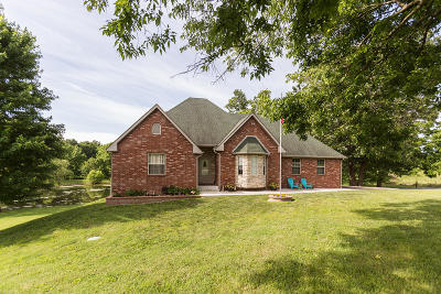Christian County Single Family Home For Sale: 1096 Mount Carmel Road