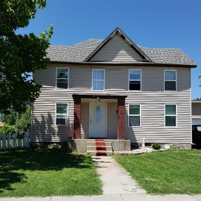 Monett Single Family Home For Sale: 514 East Scott Street
