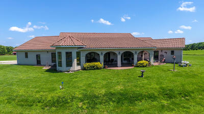 Webster County Single Family Home For Sale: 1220 Rifle Range Road