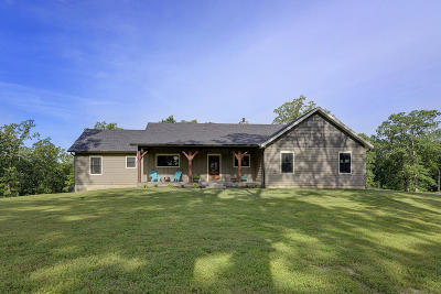 Strafford Single Family Home For Sale: 1043 Huckleberry Road
