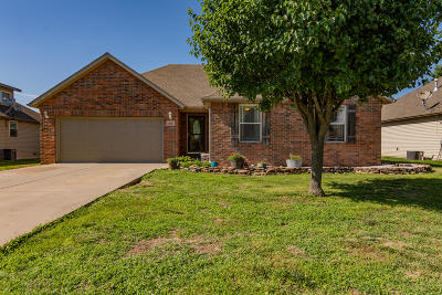 Nixa Single Family Home For Sale: 875 West Paddington Drive