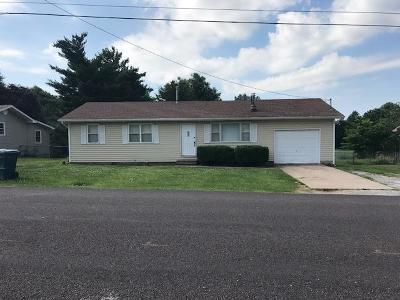 Monett Single Family Home For Sale: 609 West County Street