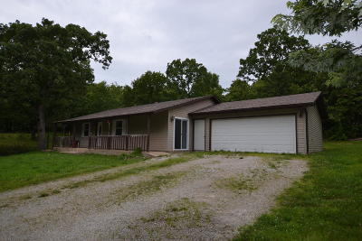 West Plains MO Single Family Home For Sale: $114,900