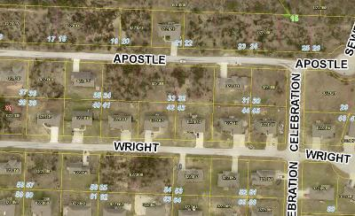 Reeds Spring Residential Lots & Land For Sale: Lot 32 Apostle Drive