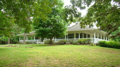 Mountain View Single Family Home For Sale: 11853-B Crow Road