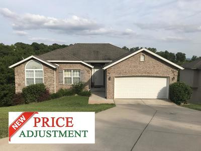 Branson Single Family Home For Sale: 271 Mesquite Drive