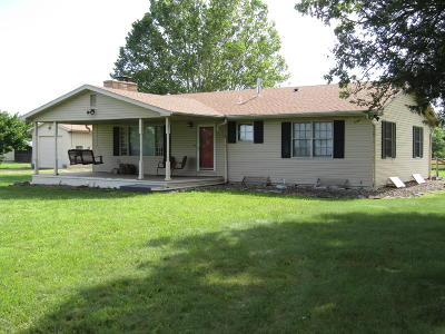 Cedar Creek Single Family Home For Sale: 1259 Mo Ark Road