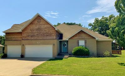Nixa Single Family Home For Sale: 702 Brook Forest Road