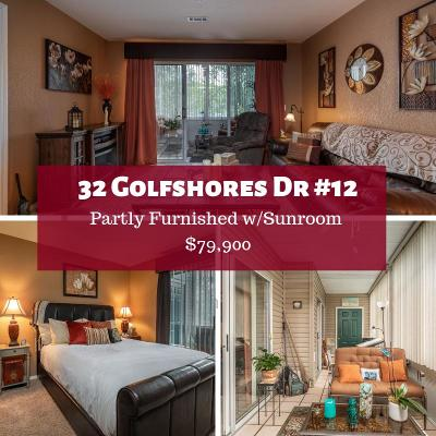 Branson Condo/Townhouse For Sale: 32 Golfshores Drive #12