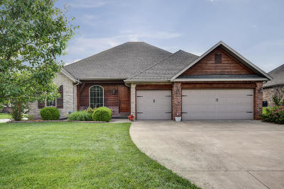 Battlefield Single Family Home For Sale: 5823 South Winsor Drive