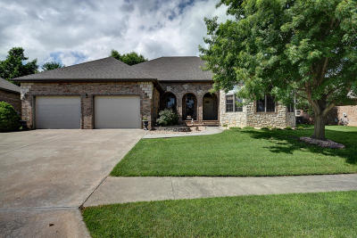 Ozark Single Family Home For Sale: 2409 West Saratoga