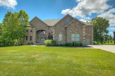Joplin Single Family Home For Sale: 3820 Arbor Road