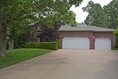 Springfield Single Family Home For Sale: 4875 East Bancroft Court