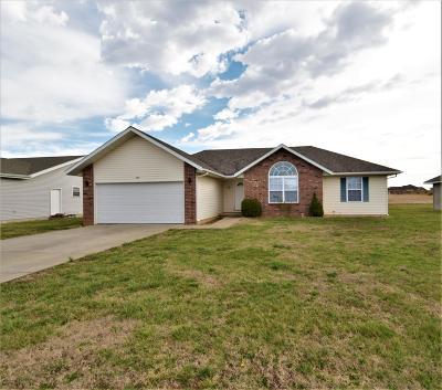 Monett Single Family Home For Sale: 1213 Woodland