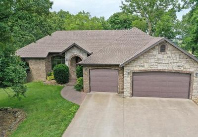 Rogersville Single Family Home For Sale: 5244 South Farm Road 213