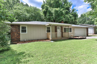 Springfield MO Single Family Home For Sale: $124,900