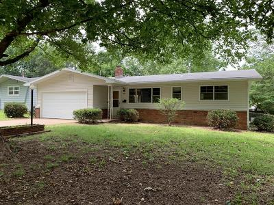 Springfield MO Single Family Home For Sale: $97,900