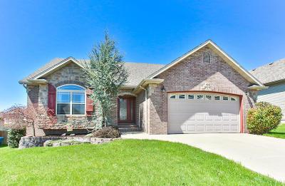Nixa MO Single Family Home For Sale: $284,000