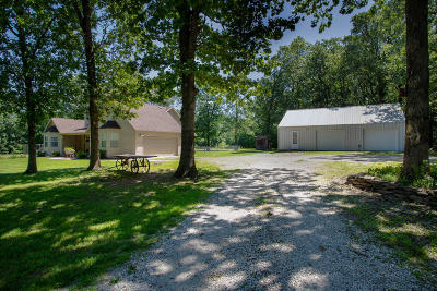 Springfield MO Single Family Home For Sale: $269,900