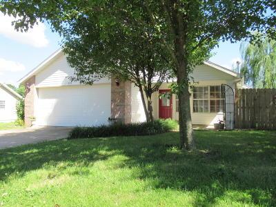 Nixa MO Single Family Home For Sale: $169,900
