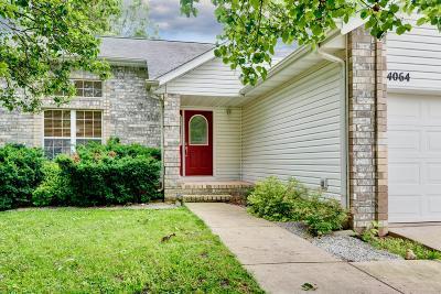 Springfield Single Family Home For Sale: 4064 West Watkins Street
